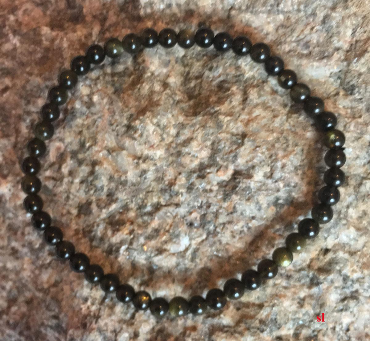 Bracelet-en-pierre-obsidienne-doree-perle-de-4-mm-LITHO-REIKI-
