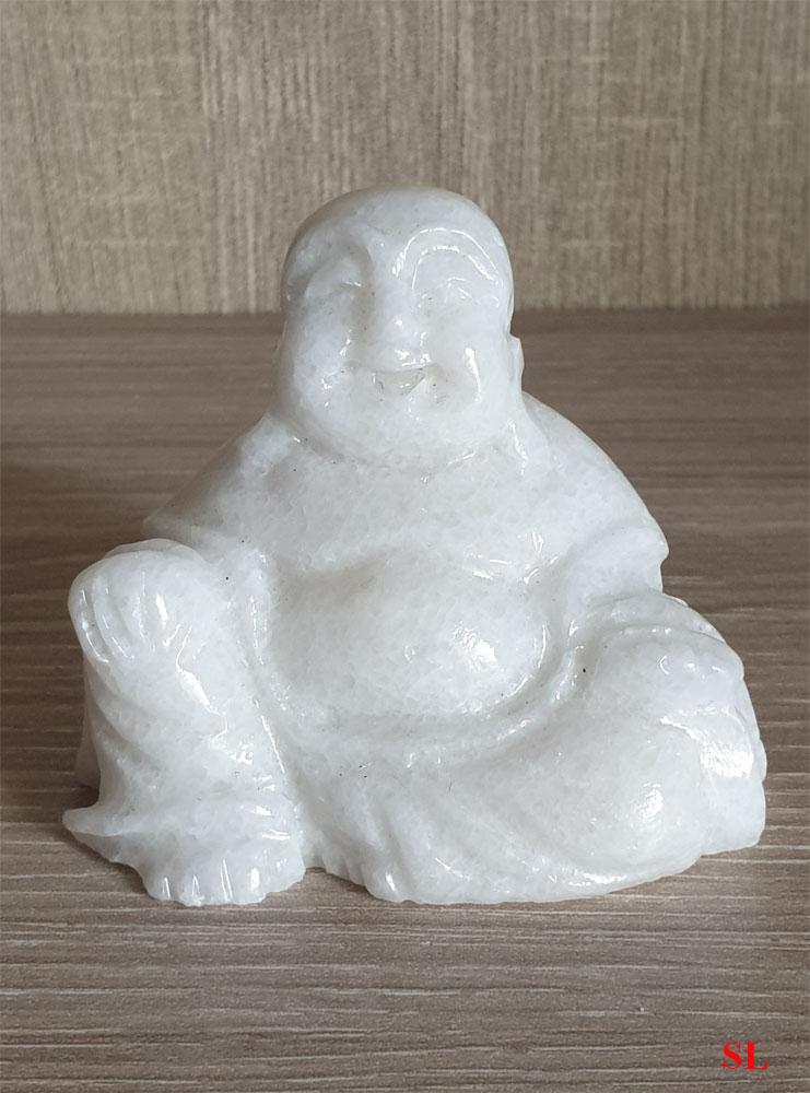 Statuette-Bouddha-Boudha-Rieur-en-Pierre-Marbre-Blanc-5-3-cm